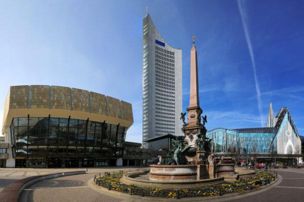 Leipzig Sehenswuerdigkeiten