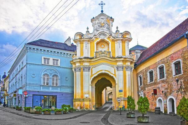Litauen Vilnius Tipps