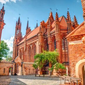 Städtetrip: 3 Tage in Vilnius im TOP 3* Hotel mit Flug & Transfer ab 119€