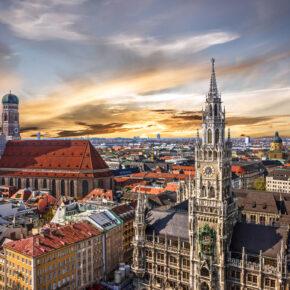 Geschichte erleben in München: 2 Tage im 3.5* Hotel mit Frühstück & Museumseintritt nur 49€