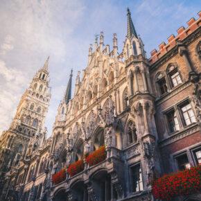 Weihnachtsmarkt: 3 Tage München mit TOP 3.5* Hotel & Frühstück ab 99€