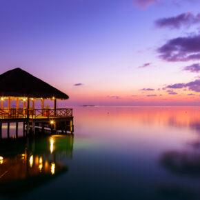 Malediven-Hammer! 8 Tage im TOP 5* Hilton Hotel mit Vollpension, Flug & Transfer im Schnellboot nur 1.564€