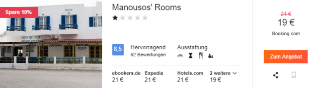 Manouses Rooms