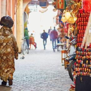 Kurztrip nach Marokko: 4 Tage Fes mit TOP Unterkunft, Frühstück & Flug nur 69€