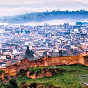 Wochenende in Marokko: 4 Tage Fès mit Unterkunft, Frühstück & Flug nur 47€