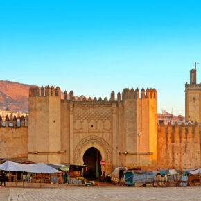 Marokko: 5 Tage Fes in TOP Unterkunft mit Frühstück & Flug nur 71€