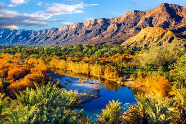 Marokko Landschaft