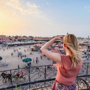 Single-Reise: 7 Tage Marrakesch im 4* Hotel inkl. Frühstück, Flug & Transfer nur 280€