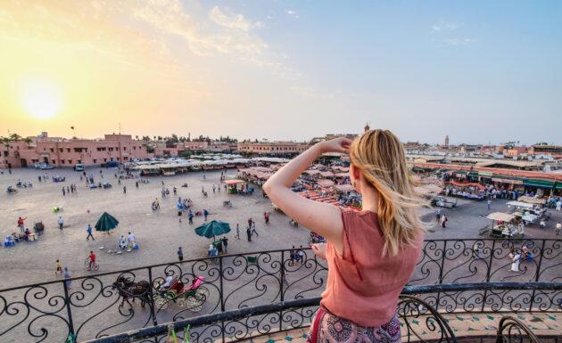 Beste Reisezeit Marokko