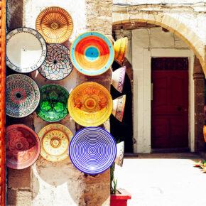 Marokko im Sommer: 5 Tage im TOP 4* Hotel mit Frühstück, Flug, Transfer & Zug nur 300€