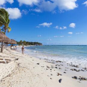 Lastminute Mexiko: 15 Tage Cancun mit Unterkunft, Frühstück & Flug nur 385€