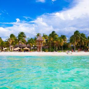 Ab nach Mexiko: 7 Tage mit Unterkunft inkl. Frühstück & Direktflug nur 295€