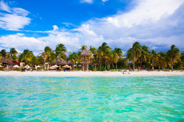 Mexiko Cancun Meer
