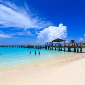 Ende des Jahres nach Mexiko: 14 Tage Cancún mit Hotel & Flug nur 347€