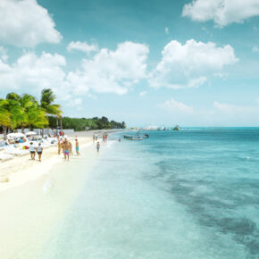 Chillen in Playa del Carmen: 15 Tage Mexiko mit Apartment & Flug nur 382€