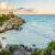 Mexiko Playa Del Carmen Bucht