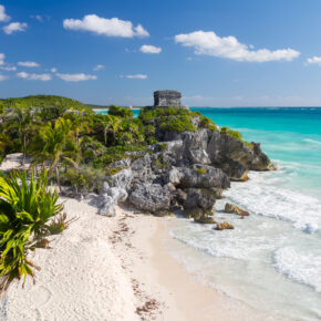Frühbucher: 15 Tage Mexiko mit tollem Hotel, Frühstück, Rooftop-Pool & Direktflug nur 701€