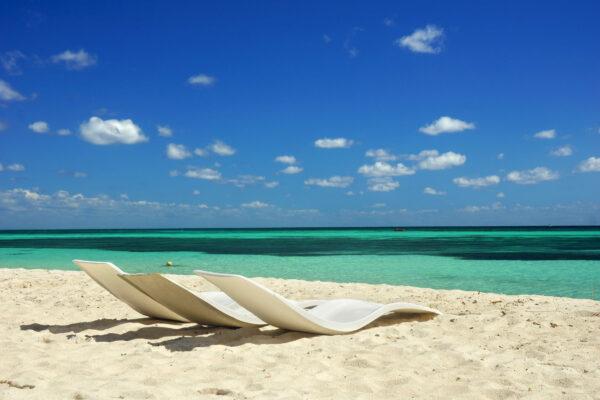 Mexiko Playa Del Carmen Liegen