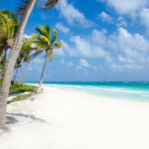 Auf nach Mexiko! 10 Tage Playa del Carmen im TOP 4* Hotel mit All Inclusive, Flug, Transfer & Zug nur 1.116€
