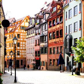 Wochenende in Nürnberg: 2 Tage Kurztrip ins TOP 3* Hotel nur 24€