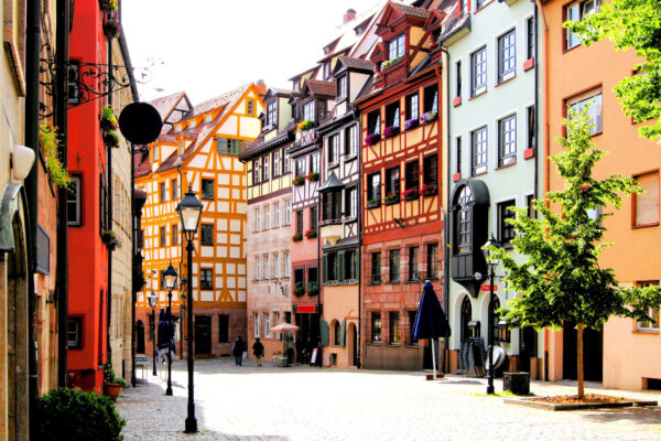 Altstädte in Deutschland