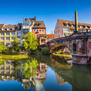 Die schönsten Altstädte in Deutschland auf einen Blick