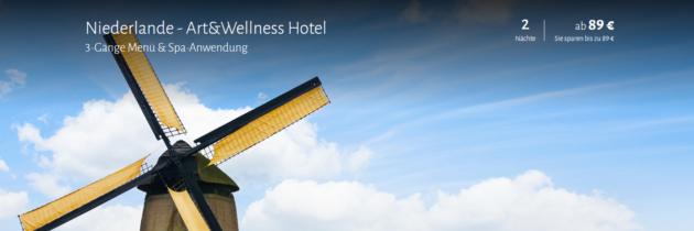 Niederlande Wellness