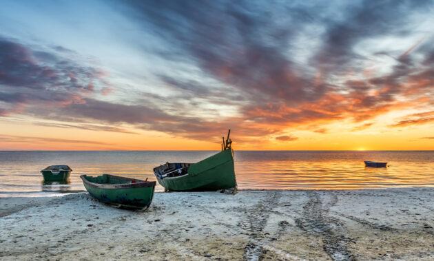 Beste Reisezeit Ostsee