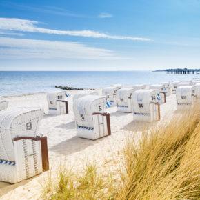 Wellness an der Ostsee: 3 Tage übers Wochenende mit 4* Hotel, Frühstück & Dinner nur 159€