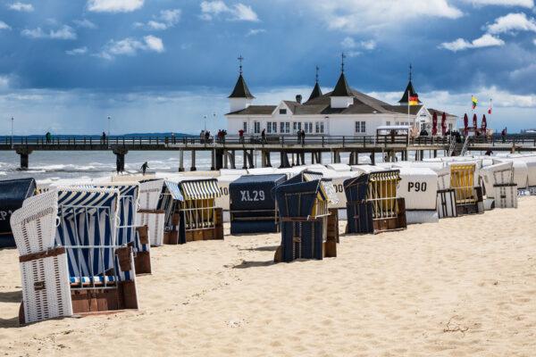 Strandhäuser Deutschland