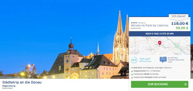 Regensburg Kurztrip