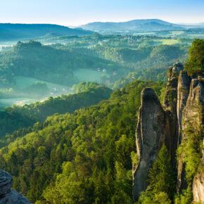 Wochenendtrip: 2 Tage Sächsische Schweiz im 4* Hotel nur 39€