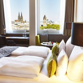 Steigenberger Hotel Köln Zimmer