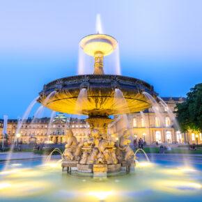 Stuttgart Kurztrip: 2 Tage im zentralen Hotel inkl. Frühstück für 29€
