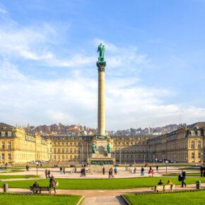 Kurztrip nach Baden-Württemberg: Die TOP 12 Sehenswürdigkeiten in Stuttgart