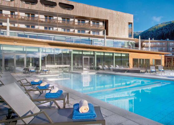 Travel Charme Bergresort Werfenweng Pool