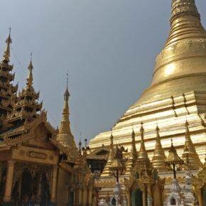 Myanmar: Yangon Tipps - Pagoden, Streetfood & Sehenswürdigkeiten