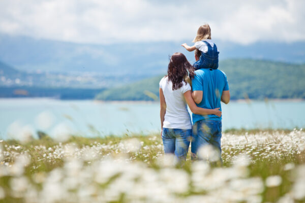 Familie Natur