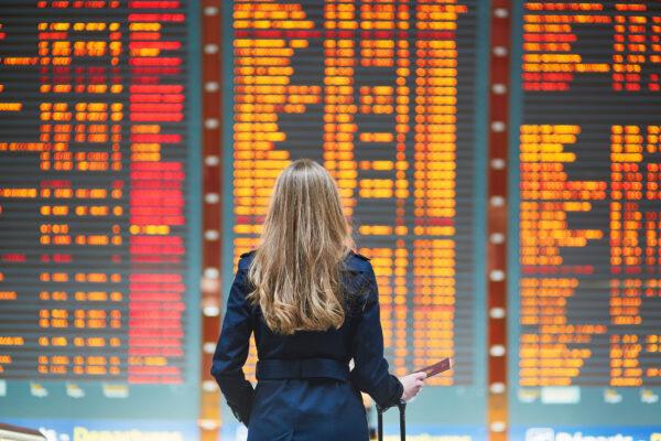 Flughafen Anzeigetafel Codesharing