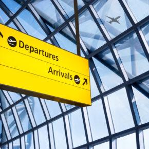 Schließung des Salzburger Flughafens: Sanierungsarbeiten schränken Flugverkehr ein