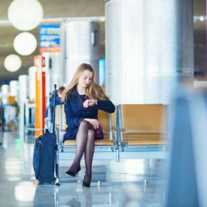 Streik an deutschen Flughäfen wird ausgeweitet: Diese Flughäfen sind betroffen
