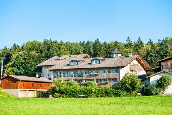 Gasthof Langwies Hallein Haus