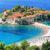 Montenegro Budva Insel