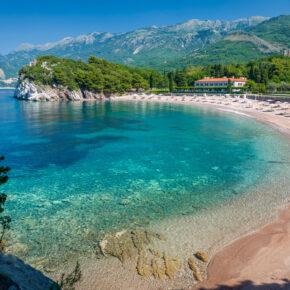 Kurzurlaub in Montenegro: 5 Tage im tollen Apartment in Strandnähe mit Flug nur 51€