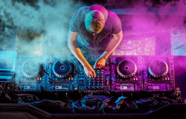 Party DJ Festival Musik