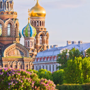 St. Petersburg Tipps: Sightseeing in der prunkvollen Millionenstadt