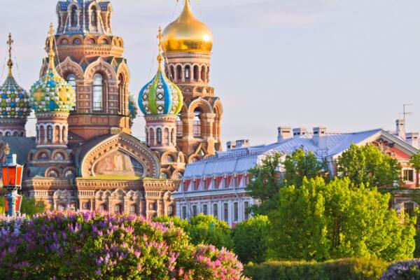 Russland St. Petersburg Tipps