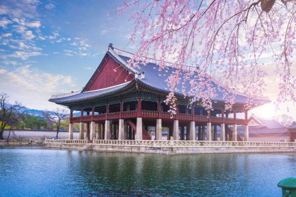 Südkorea Tempel