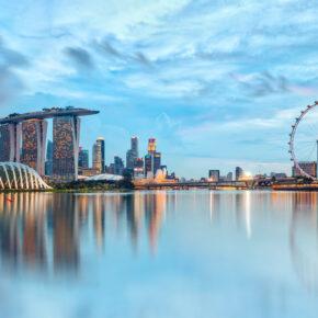 Knaller: Direkte Hin- & Rückflüge nach Singapur für unglaubliche 263€