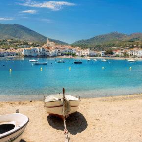 Frühbucher Spanien: 8 Tage an der Costa Brava im 4* Apartment mit Flug nur 77€